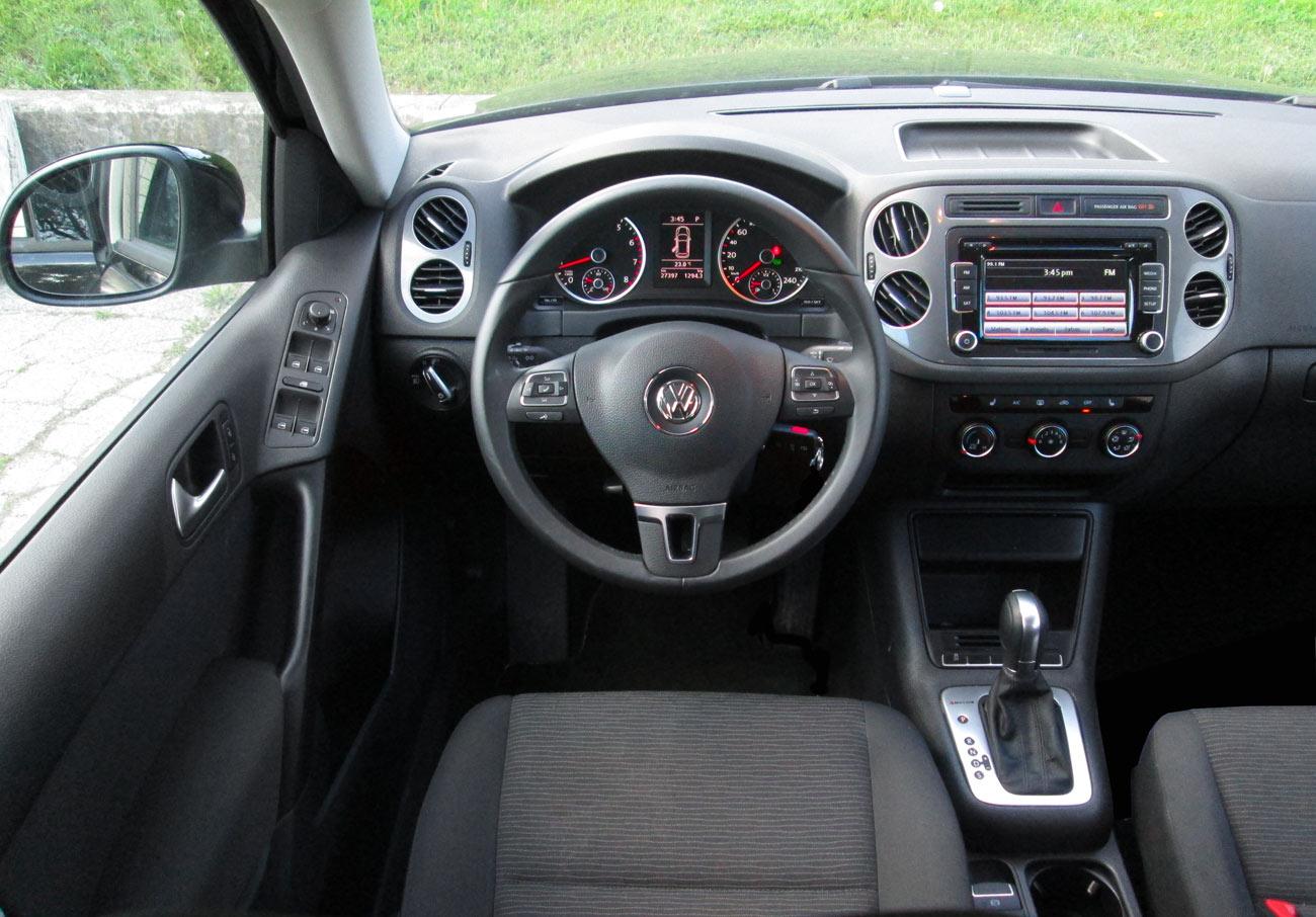 hight resolution of volkswagen tiguan interior