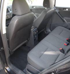 2015 vw tiguan rear seat [ 1300 x 975 Pixel ]