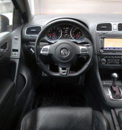 2010 volkswagen gti interior [ 1200 x 900 Pixel ]
