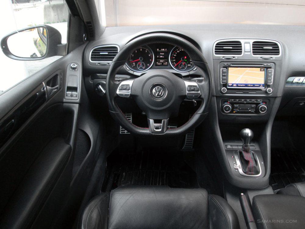 medium resolution of 2010 volkswagen gti interior