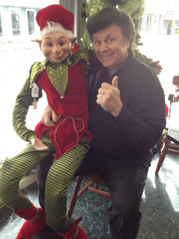 Good Fortune Teller Bobby Curtola Releases Xmas Card