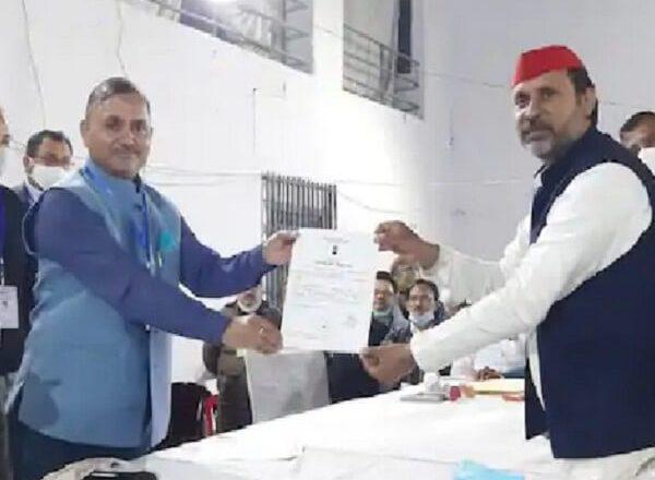 UP MLC Results: बुंदेलखंड : भाजपा के गढ़ में सपा ने फहराया जीत का परचम