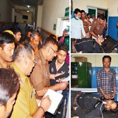 Update : बांदा शहर में कुछ देर पहले गोली चली, घायल कानपुर रेफर