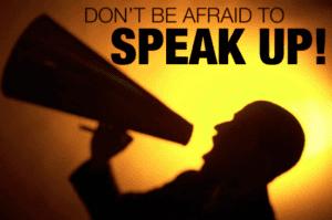 Hasil gambar untuk speak up
