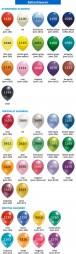 Vierkante ballonnenboog