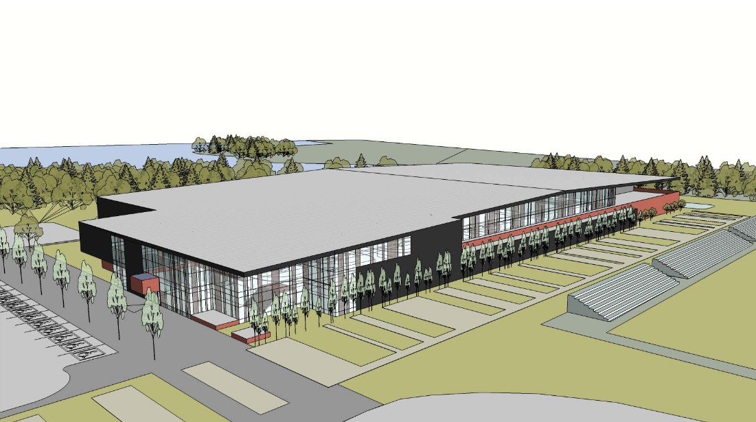 "Click For: ""Site selection for the New Dartmouth Arena"""