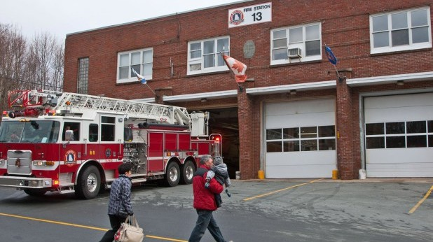 "Click For: ""Fire Department Reorganization"""