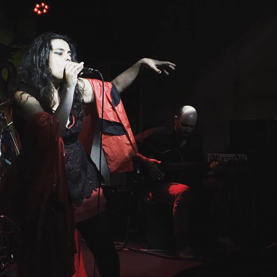 Ava Rocha concert