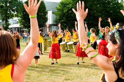 Fete de la musique 2015 Lausanne
