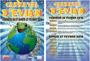 carnaval evian 2016