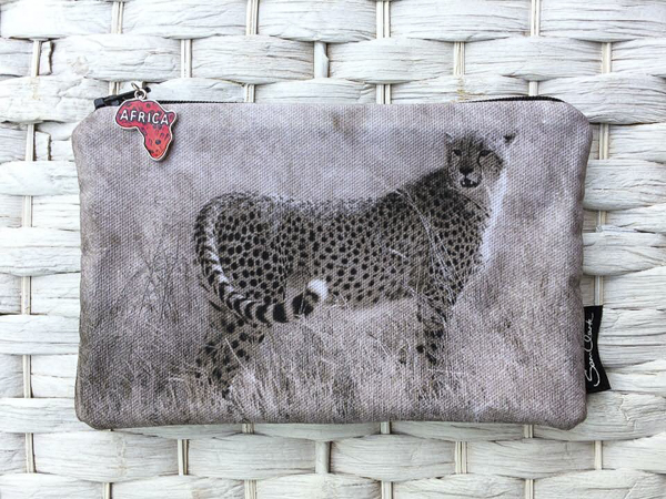 CHEETAH PURSE