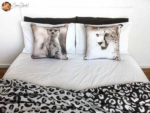 cushions-and-leopard-b-w-bed