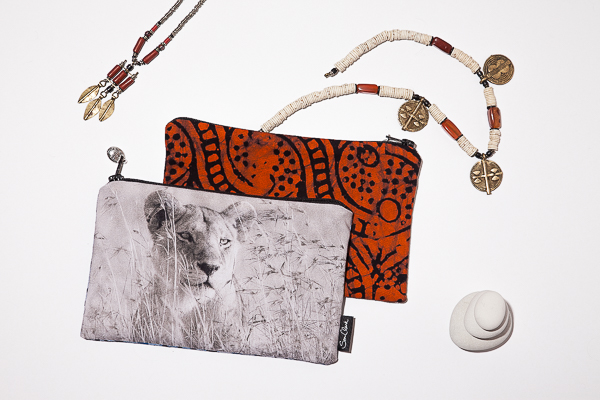 Lioness Mzuri (beautiful) Bag