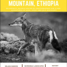 MOUNTAIN TO MOUNTAIN, ETHIOPIA – 15th Sept – 1st Oct 2020 – My Deposit
