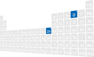 ZnO Periodic Table