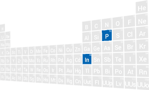 InP Periodic Table
