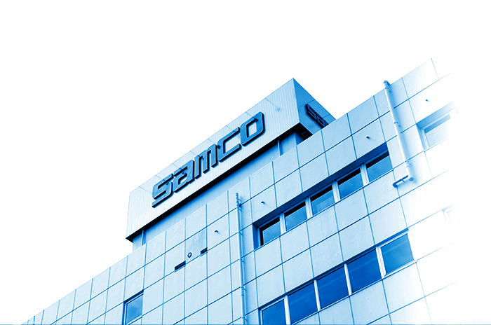 Samco Building-blue