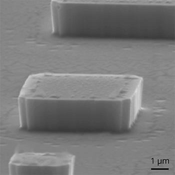 Gallium Arsenide Anisotropic Etching
