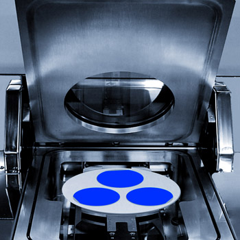 ICP etching systems for polyimide etcing