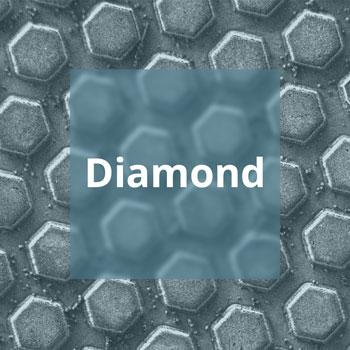 Diamond Plasma Etching