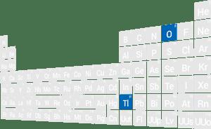 TiO2 Periodic Table
