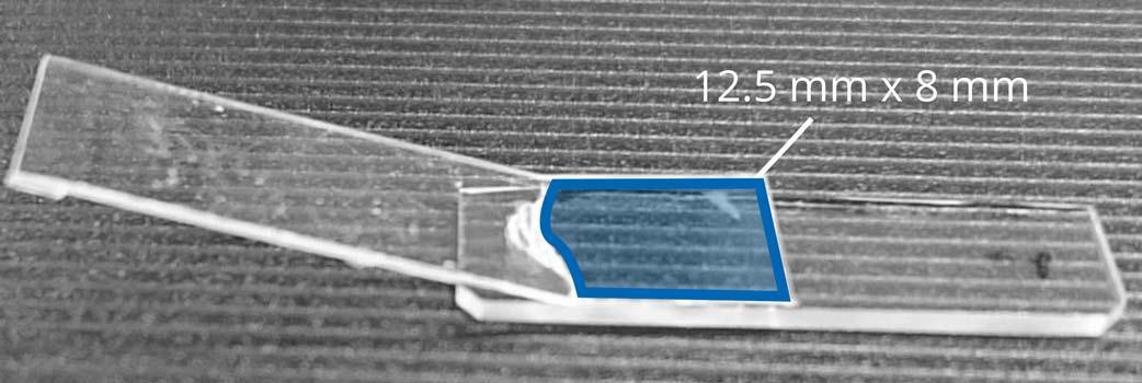 COP/Glass Bonding after Aqua Plasma Treatment
