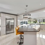 Kitchen Lighting by Sam Coles Lighting