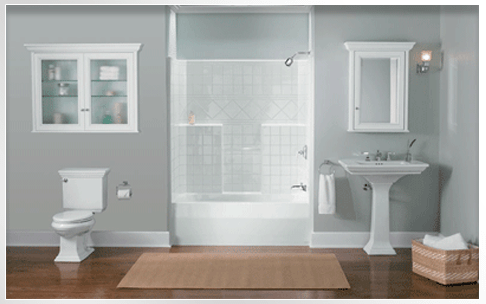 bathroom remodeling services in lakeland fl