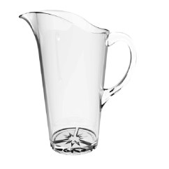 Fisher Kitchen Faucets Tuscan Sunflower Decor Thunder Group Plthwp020c 2 Liter / 68 Ounce Water Pitcher ...