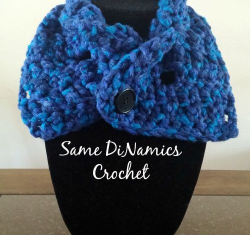 Izzy Neck Warmer Free Crochet Pattern