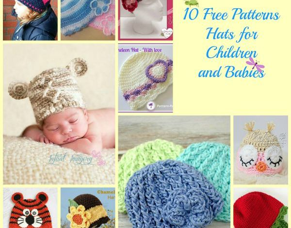 Hats for Children and Babies Round Up