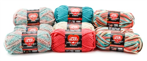 Red Heart Mixology Yarn Review