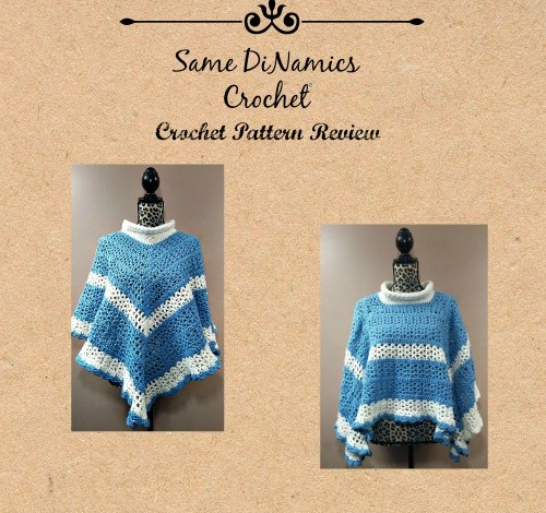 Crochet Pattern Review: The Evening Chill Poncho