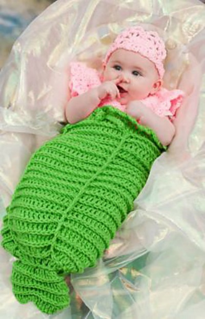 Mermaid Cocoon
