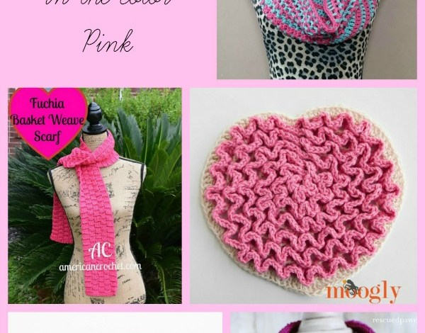 Pink and Love Pattern Compilation