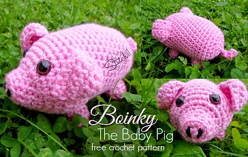 Boinky the Baby Pig