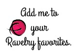 Add Me to Your Ravelry Favorites Button