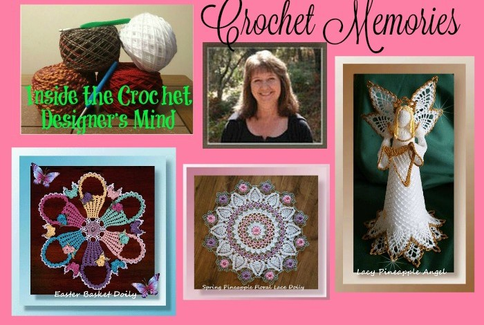 Crochet Memories – Inside the Crochet Designer's Mind