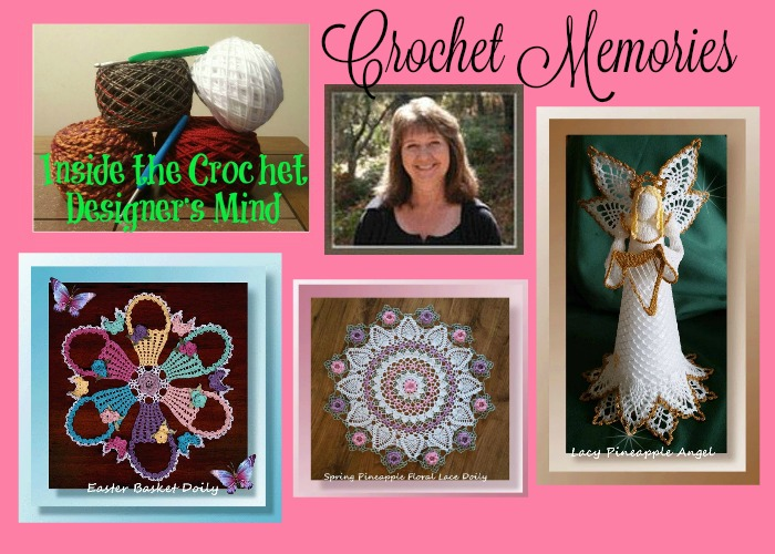 Inside the Crochet Designer's Mind Crochet Memories