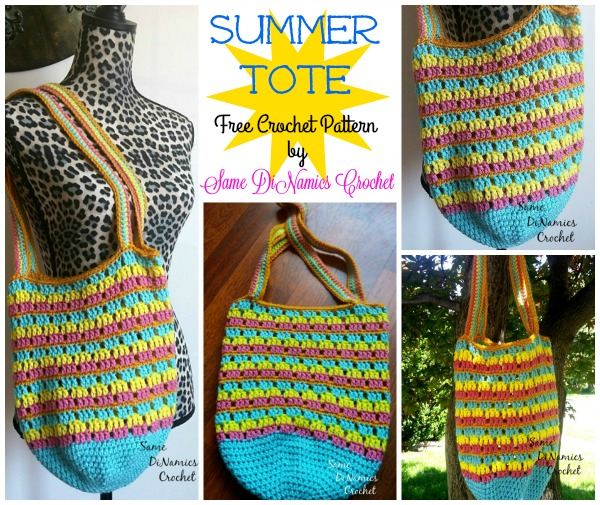 Summer Tote - Contributed Pattern