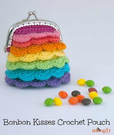 Bon Bon Kisses Coin Purse