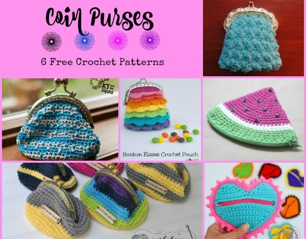 Coin Purses Pattern Compilation