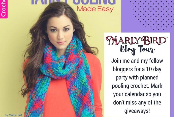 Yarn Pooling Made Easy Book Review and Giveaway