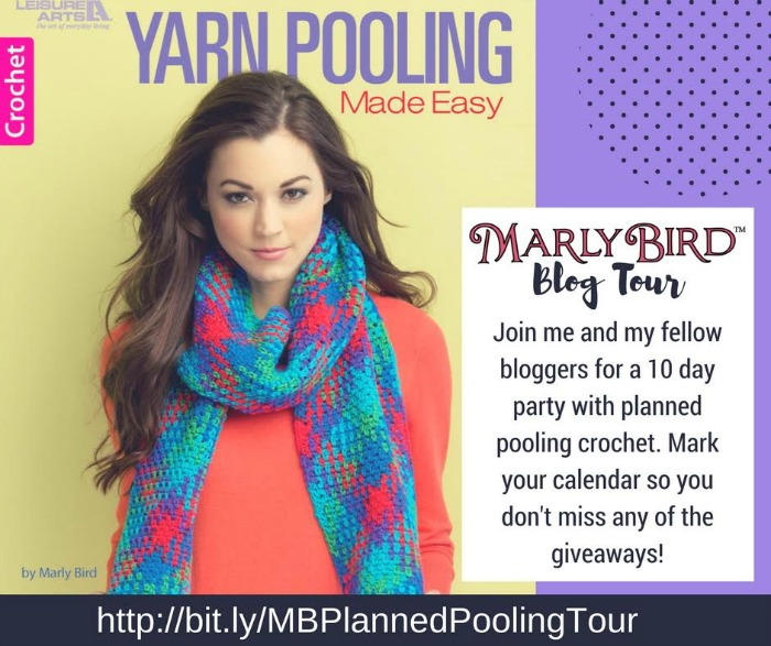 Yarn Pooling Made Easy by Marly Bird Book Review & Giveaway