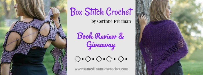 Box Stitch Crochet Book Review & Giveaway