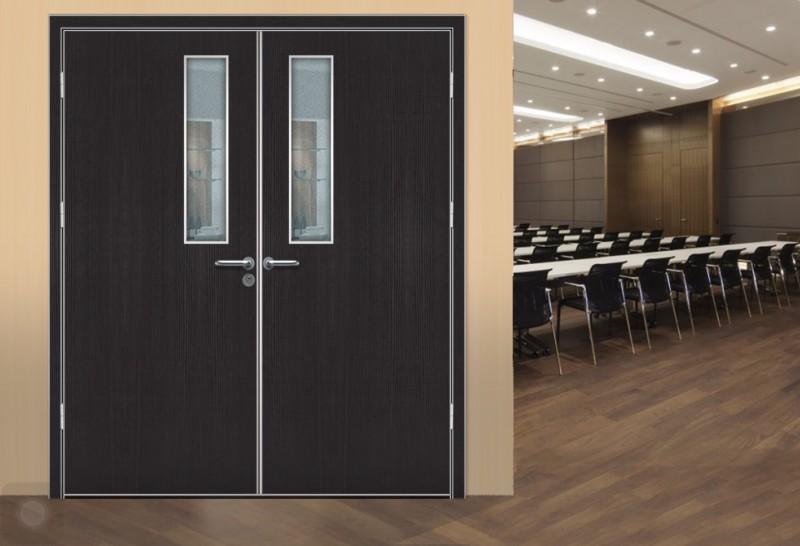 Office Meeting Room Entrance Door