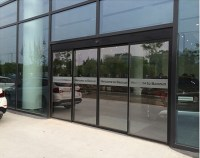 Exterior Entrance Sliding Glass Door