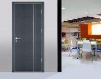 Modern Interior Office Wooden Door