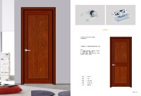 Modern interior door simple flush bedroom door designs
