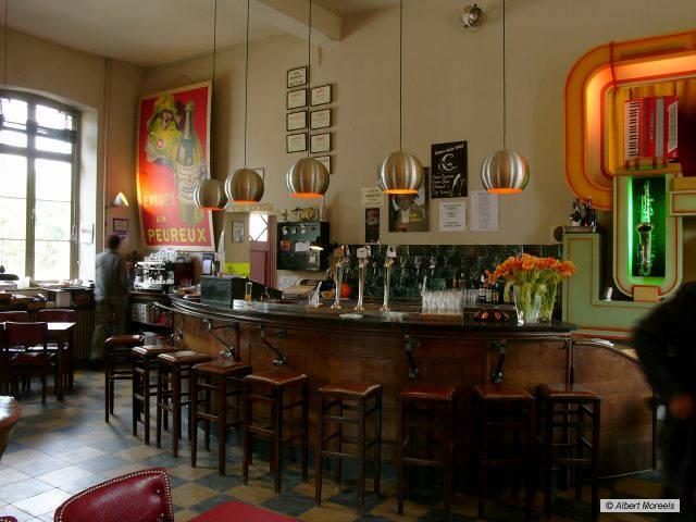 Voeren Teuven Cafe Modern 5
